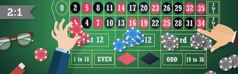 How to improve your odds in roulette